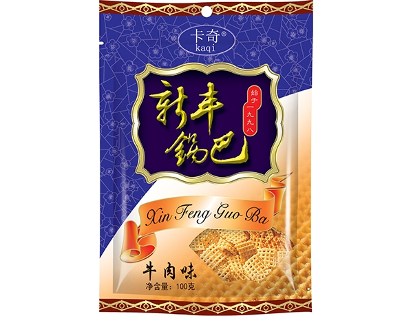 100g Xinfeng Guoba-Beef flavor