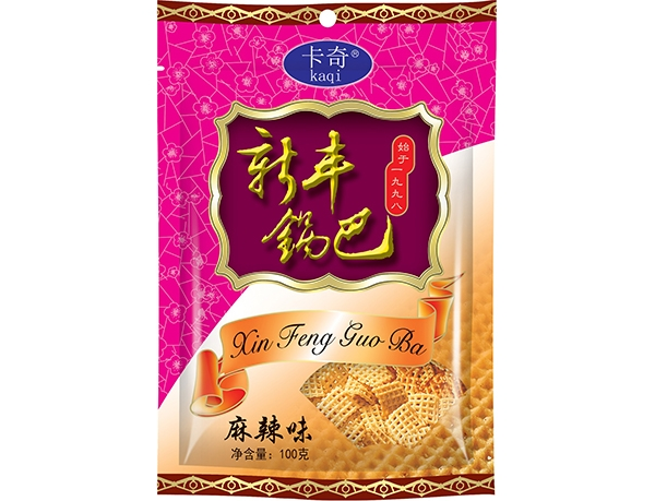 100g Xinfeng Guoba-Spicy taste