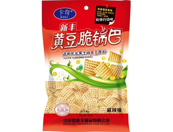 90g Xinfeng crispy rice crispy with soybeans-Spicy taste